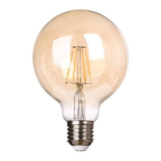 Lampara led vintage g95 8 watts ETHEOS