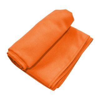Toallon de secado rapido naranja xl KUSHIRO