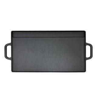 Plancha y grill doble de hierro VONNE